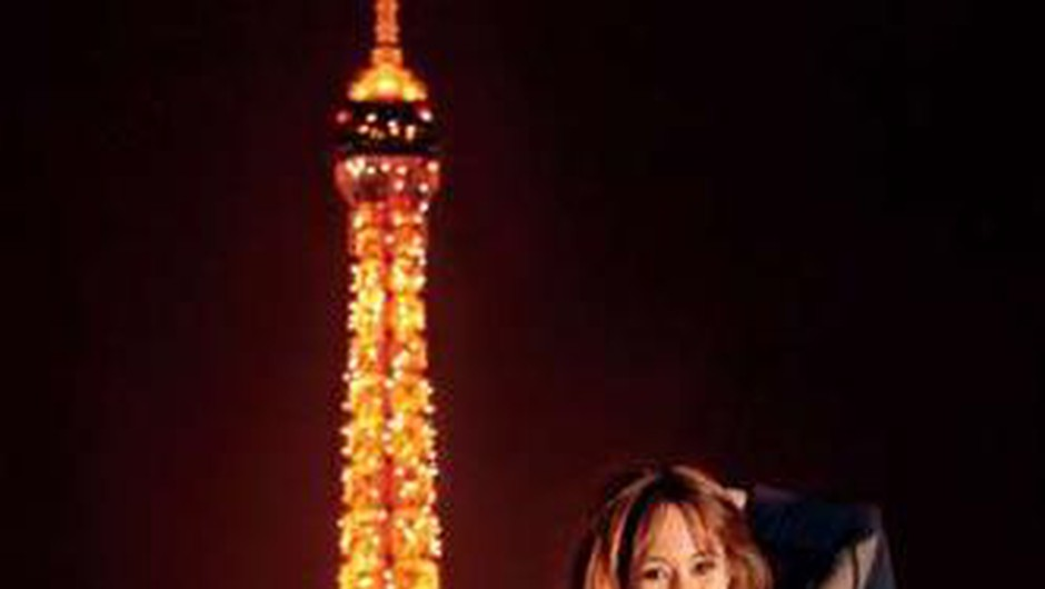 Na sprehodu s Parižanko