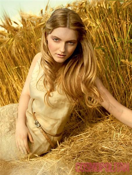 Vila žitnih polj