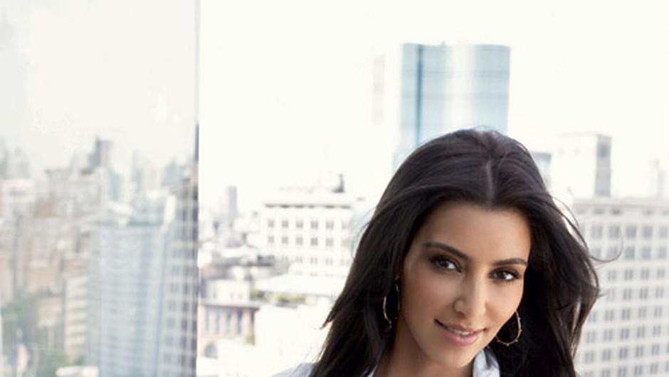 Lepotica Kim s podjetniško žilico (foto: Cliff Watts, Kevin Winter/Getty Images)