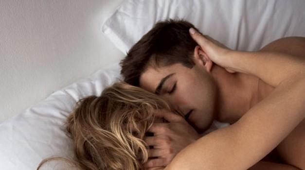 Takšna spolnost je vredna vsakega truda. (foto: Tamara Schlesinger)