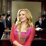 Hilary Duff pristaja videz cosmo novinarke. (foto: iz revije cosmopolitan junij 2010)
