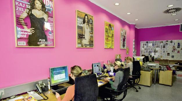 Cosmo igra v novem filmu (foto: iz revije cosmopolitan junij 2010)