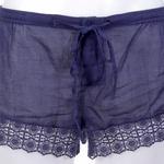 Kratke hlače z vezenino, Massimo Dutti (24,95 €) (foto: cosmo)