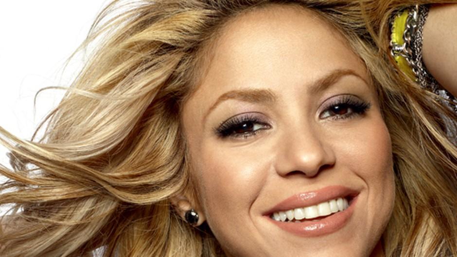 Shakira, mi te še vedno vidimo! (foto: Peggy Sirota, Jason Merritt/Film Magic)