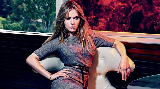 Scarlett Johansson: V stilu 70. let (foto: story, štokelj)