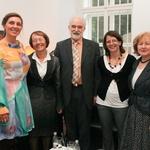 Program 'Za ženske v znanosti' za družini prijazno znanost (foto: govorci)