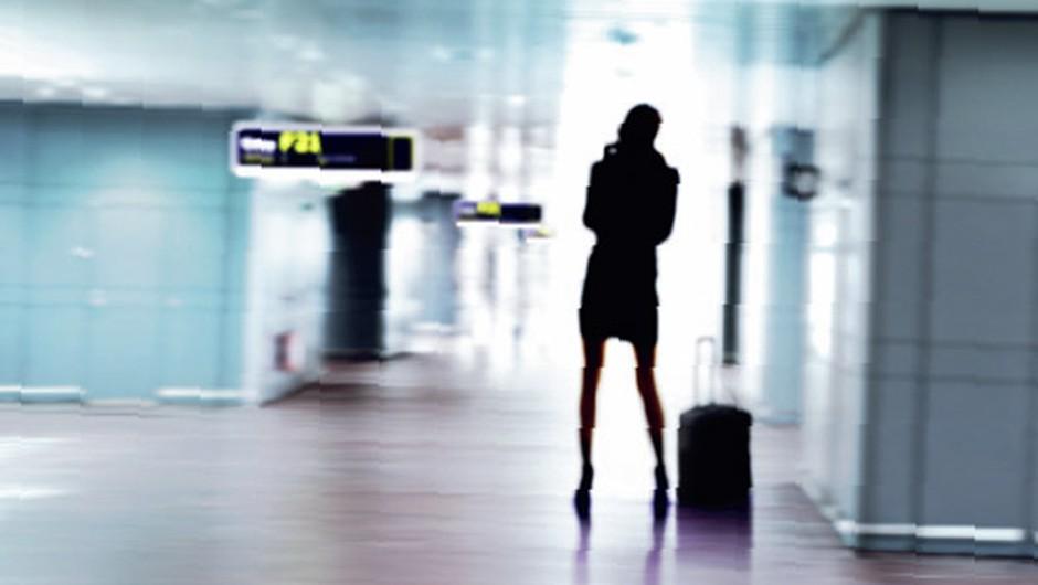 Zamuda letala? Odpoved leta? Poškodovana prtljaga? (foto: letališče)