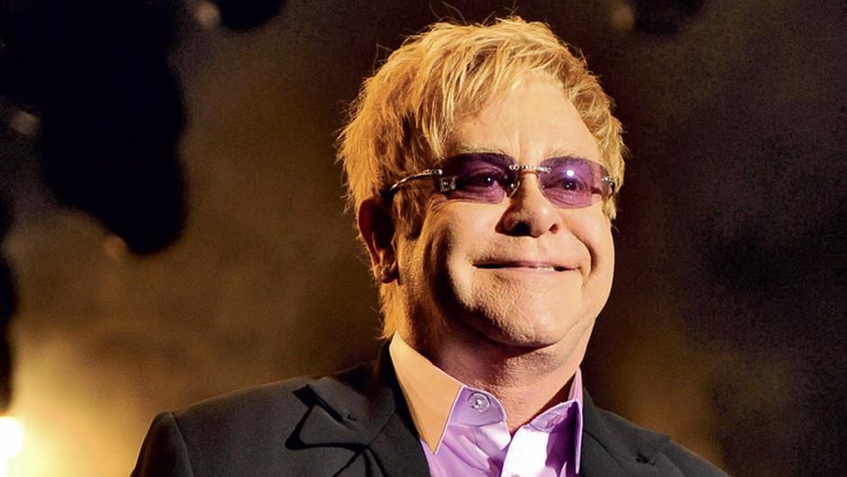 Elton John: 'Amerika je grozna' (foto: Elton John)
