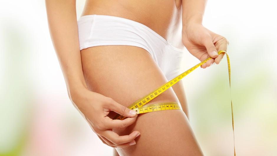 Brez diet do vitkosti (foto: shutterstock)