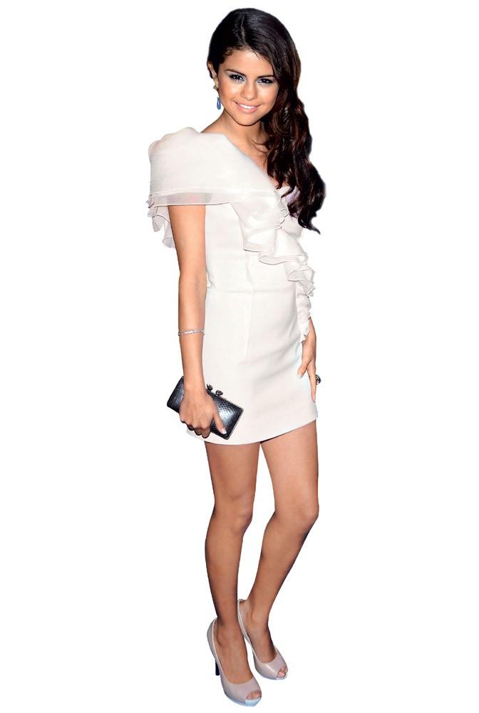 Selena Gomez (foto: Cosmopolitan februar 2011)