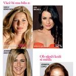 Kaj je moškim na tebi res všeč (foto: Cosmopolitan februar 2011)
