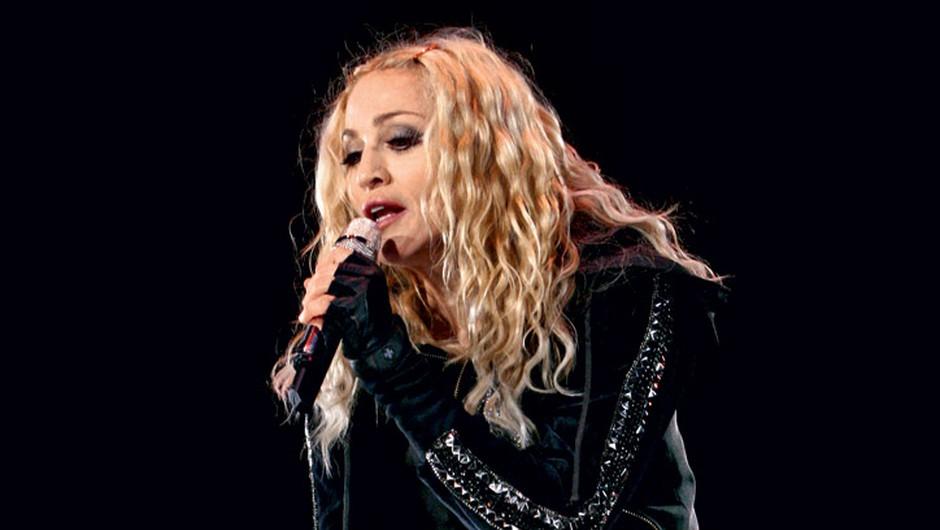 Madonna (foto: Goran Antley)