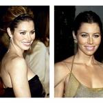Jessica Biel pred in potem! (foto: promocijsko)