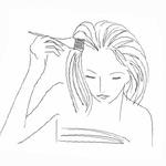 Domače barvanje lasnega narastka (foto: revija cosmo)