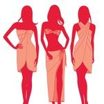 Moja mala moda: Trendni V & O (foto: cosmopolitan julij 2011)
