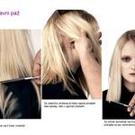 Kako do kratke frizure: ravni paž. (foto: Dean Isidro)