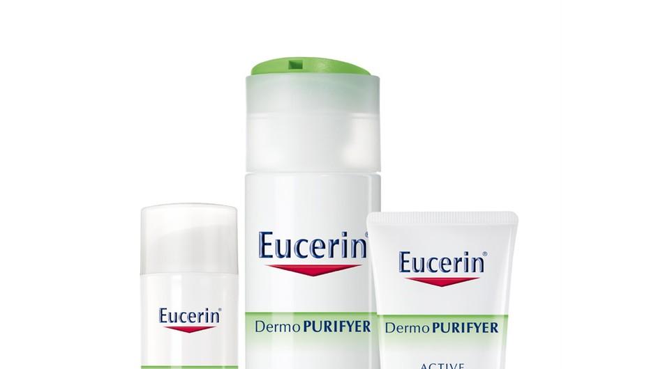 Linija DermoPURIFYER obsega 8 izdelkov za nego problematične kože, ki delujejo proti 4 ključnim dejavnikom za nastanek aken za vse tipe kože nagnjene k aknam in obsega: čistilni gel, čistilni tonik, čistilni piling, matirno nego, vlažilno dopolnilno nego, aktivno nočno nego, aktivni koncentrat in prekrivni stik. (foto: promocijski)