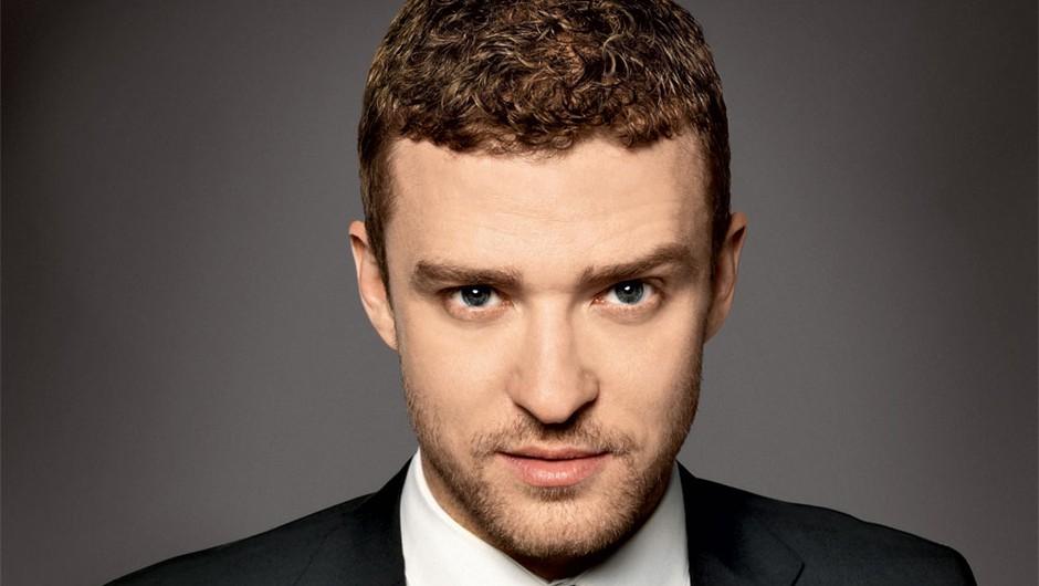 Justin Timberlake: Ob samozavestni punci se mu zašibijo kolena (foto: SPRI)