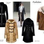 Podloženi plašči: Za ledene kraljice (foto: All about fashion, Aleksander Štokelj, promocijski material)