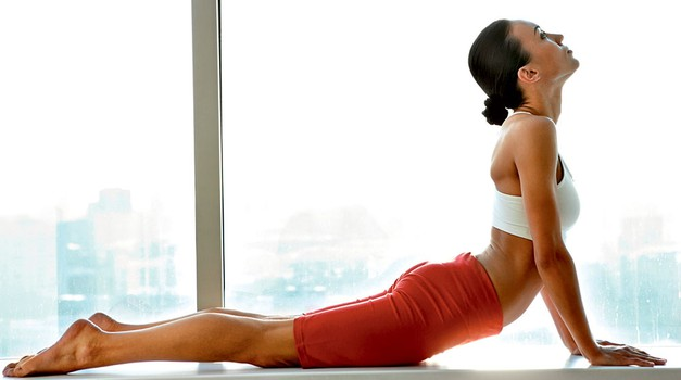 Nova vadba LesMills: Še en vdih in dolg izdih - in telo bo izklesano. (foto: Shutterstock)