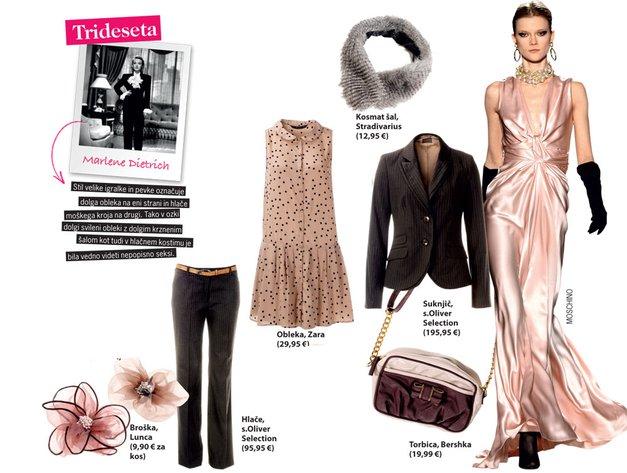 Trideseta (foto: All-about-fashion, profimedia.si, Aleksander Štokelj, promocijski material)
