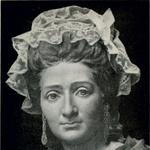 Marie je leta 1838 napisala knjigo spominov, leta 1842 pa je naredila avtoportret iz voska, ki je danes (seveda kopija) na ogled na vhodih v muzeje.  (foto: profimedia.si)