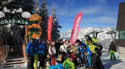 Foto reportaža s Cosmo ski openinga v Schladmingu