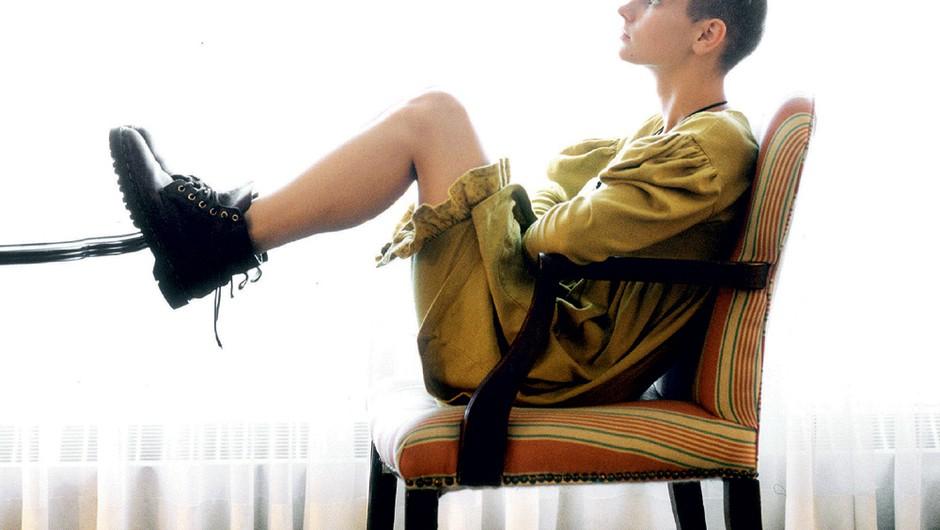 Sinéad O'Connor: Žrtev psihičnega in fizičnega zlorabljanja (foto: Profimedia)