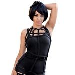 Sanja Grohar je naziv najlepše Slovenke izkoristila za promocijo glasbene kariere.   (foto: story press)