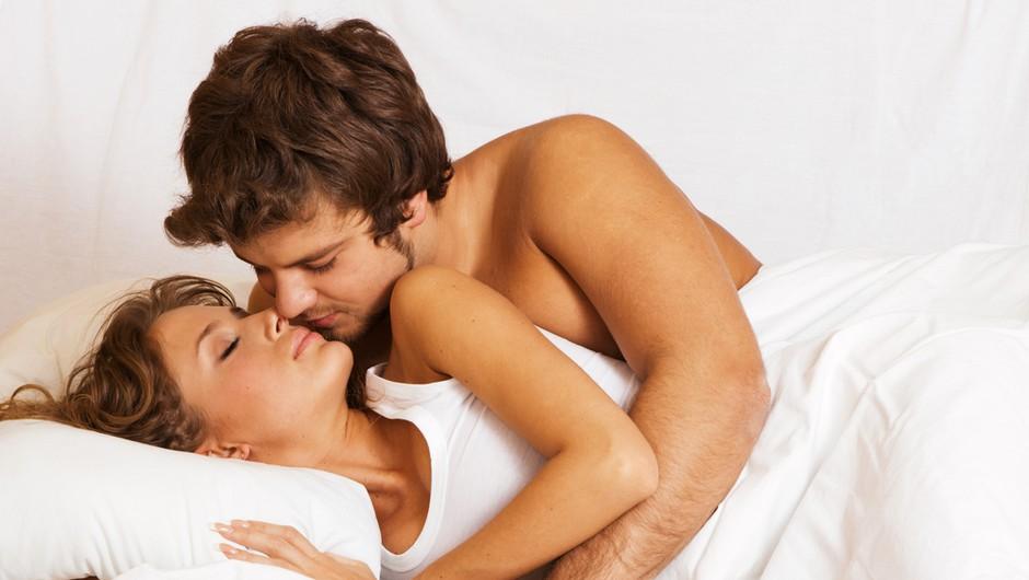Od seksualne vzburjenosti do orgazmičnega vrhunca (foto: shutterstock)
