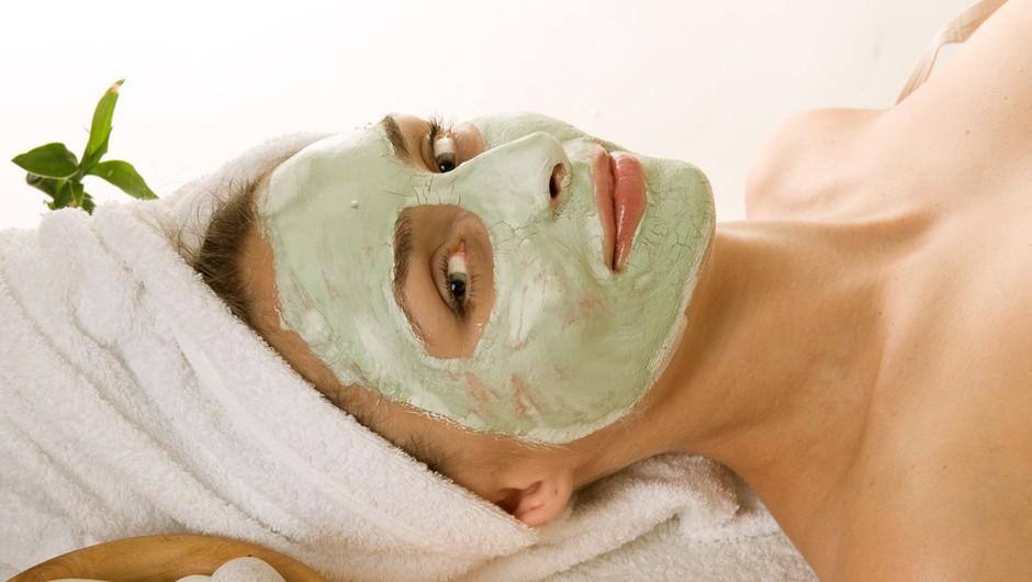 Maska na osnovi gline za lepo kožo! (foto: shutterstock)