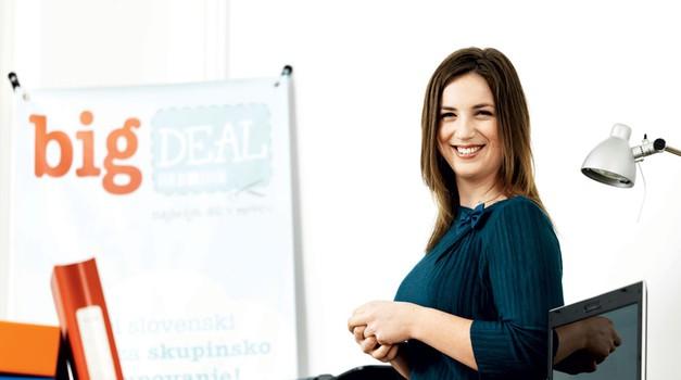 """Ana Eterović: """"Jutri lahko začnem nov projekt in vem, da mi bo uspelo. Uživam v tem, da me ni strah."""" (foto: Alex Štokelj, Mateja Jordović Potočnik, Urban Modic)"""