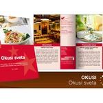 Gurmanski užitki svetovnih kuhinj za dva! V tem paketu: knjižica s predstavitvijo več kot 15 restavracij svetovne in moderne kuhinje & darilni bon za večerjo ali kosilo za dva v eni (katerikoli) od predstavljenih restavracij. (foto: shutterstock, promocijsko)