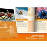 Darilo aktivne sprostitve za ljubitelje športa in narave! V tem paketu: knjižica z več kot 45 razburljivimi aktivnostmi po vsej Sloveniji & darilni bon, s katerim bo vaš obdarovanec lahko izkoristil eno (katerokoli) od njih. Za 1 ali več oseb (odvisno od aktivnosti).  (foto: shutterstock, promocijsko)
