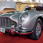 Bondov avto: Aston martin, letnik 1969 (foto: Shutterstock)