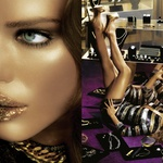 Ekskluzivna fotogalerija koledarja Maybelline New York (foto: promocija)