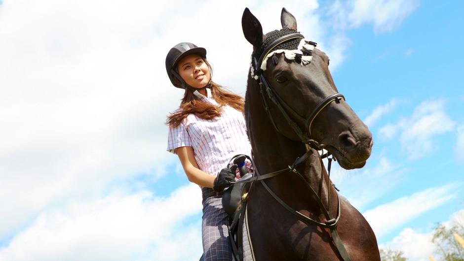 Tvoj nov hobi: Konji in ure jahanja! (foto: shutterstock)