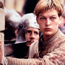 Ivano Orleansko je v filmu Luca Bessona igrala Milla Jovovich. Njena podoba s fantovsko pričesko in čisto lepoto je zdaj postala slika Device Orleanske.