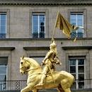 Kip Device Orleanske v Parizu.