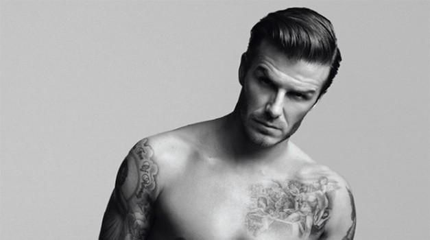 Mini psihološki test: Kje ima tetovažo? (foto: H&M)