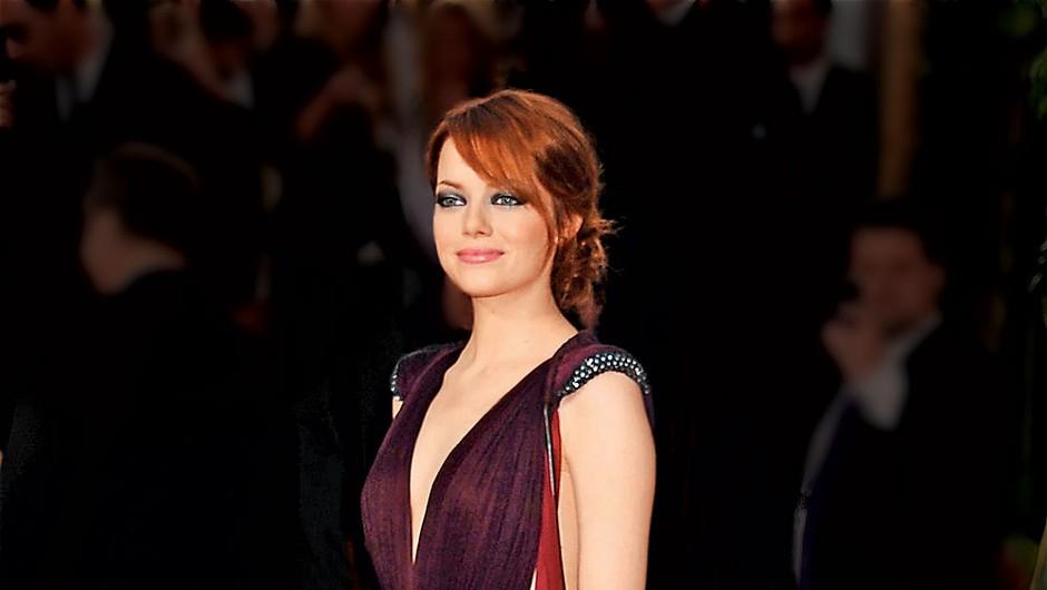 Emma Stone (foto: Profimedia.si, Sašo Radej)