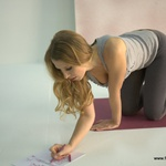 Revolucionarna joga Savine A. Ritter (foto: Nika Veger)
