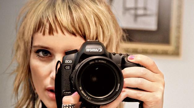 Marta Lamovšek, fotografinja (foto: Mimi Antolović, Goran Antley, Aleš Pavletič, osebni arhivi)