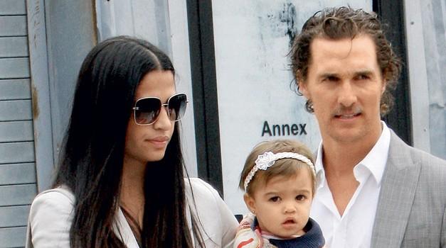 Matthew McConaughey in njegovo družinsko zatočišče  (foto: Profimedia.si)