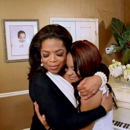 ''Mama je vseskozi z menoj, čutim njeno prisotnost,'' pravi Bobbi.