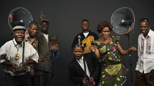 Prihaja Konono No. 1 - glasbeni fenomen iz Konga!  (foto: promocija, Kino Šiška)