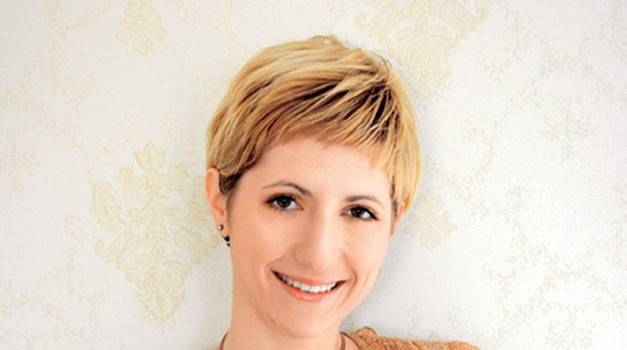 Ustvarjalka in blogerka Julija Peklar – Julie's bubbles (foto: Lisa Press)