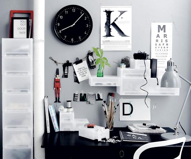 Tvoja lepa in urejena pisarna!