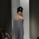 Modni foto kolaž z druge revije modnega tedna (foto: PETER VUKOVIC)