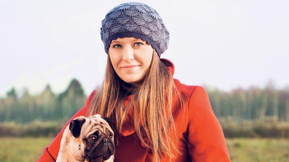Jasmina Haskovič: »Občutki, ki jih doživljam ob opravljanju prostovoljnega dela, so neopisljivi.« (foto: Bojan Laharnar)